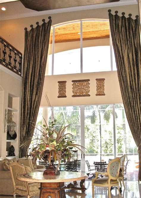 fabulous window treatment ideas  large windows decohoms