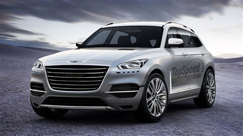 Maybe you would like to learn more about one of these? 2019 Genesis GV80   Top Speed