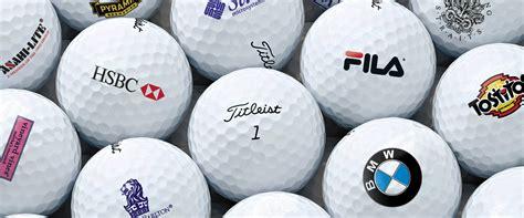 Golfbälle von Titleist bedrucken  Golf Hilbrand