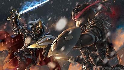 Goblin Slayer War Wallpapers Anime Background