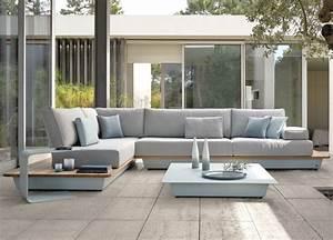 Lounge Gartenmöbel Holz : lounge gartenm bel 28 stilvolle sets f r die terrasse ~ Indierocktalk.com Haus und Dekorationen