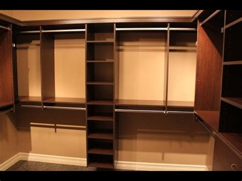 inspiring ideas  diy walk  closet plans youtube