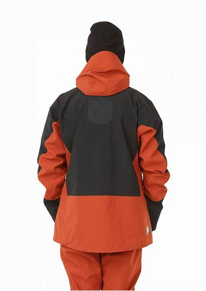 Welcome Organic Jacket Ski Mens