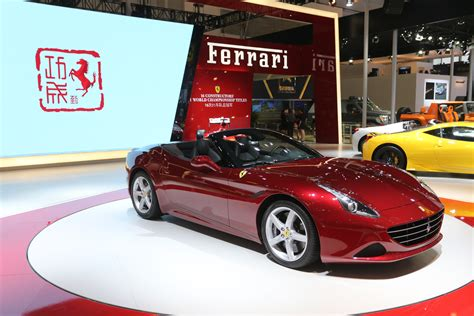 In some ways, the ferrari california t attractives a bit of unfair negativity. 2015 - 2016 Ferrari California T Gallery 550632   Top Speed