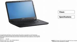 User U0026 39 S Manual For Dell Inspiron 3521