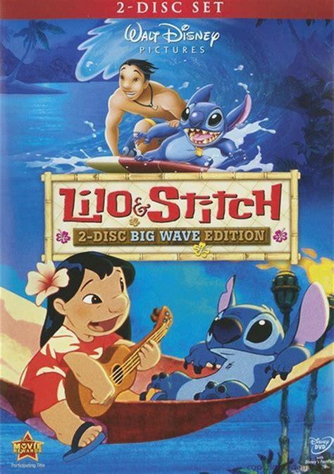 He mele no lilo from lilo stitch lyrics. Lilo & Stitch: 2 Disc Big Wave Edition (DVD 2002)   DVD Empire