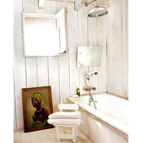 salle de bains en lambris toutes nos inspirations maison
