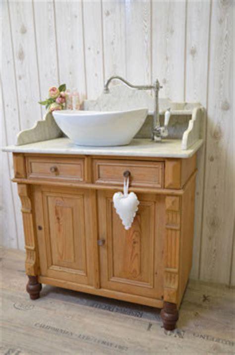 Badezimmermöbel Jugendstil by Antike Waschtische Funktionst 252 Chtig Aufgearbeitet Land