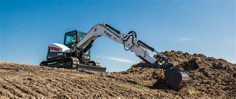 excavator bobcat company