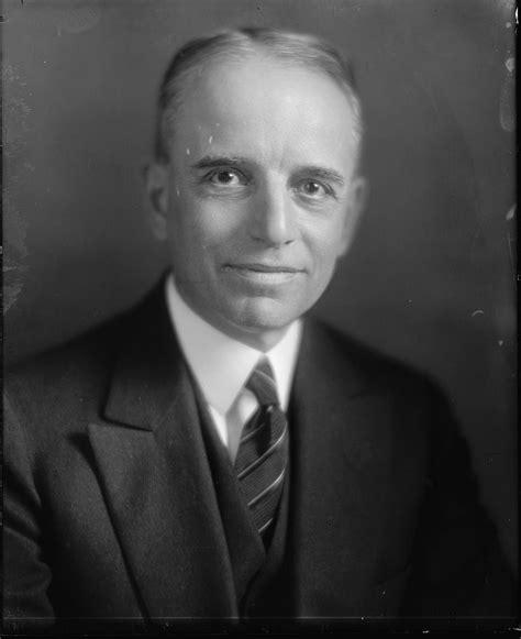 william dewitt mitchell  presidential history