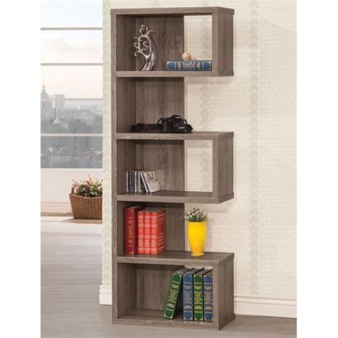 White Backless Bookcase by 15 Photo Of Backless Bookshelves
