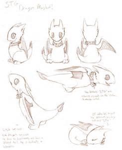 Anime Dragon Drawings