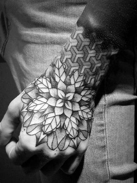 70 Mandala Tattoo Designs For Men - Symbolic Ink Ideas | Hand tattoos, Hand tattoo und Tattoo