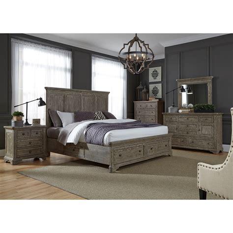 29560 liberty furniture bedroom sets liberty furniture highlands 727 br k2s king two sided