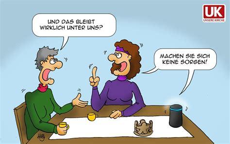 cartoons unsere kirche