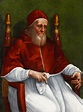 File:Raphael and Workshop - Portrait of Pope Julius II ...