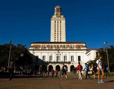 Texas Colleges Land On The Top 25 Richest Universities
