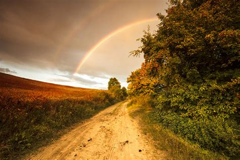 Rainbow Photography Capturing The Colors