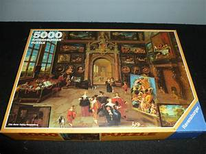 5000 piece puzzle gallery of a collector by frans With tapis puzzle 5000 pieces
