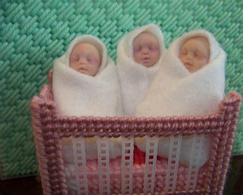 Crafty Kat: More mini bundled babies