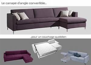 But Canapé Angle Convertible : besoin d 39 un maxi canap d 39 angle avec un maxi couchage ~ Teatrodelosmanantiales.com Idées de Décoration