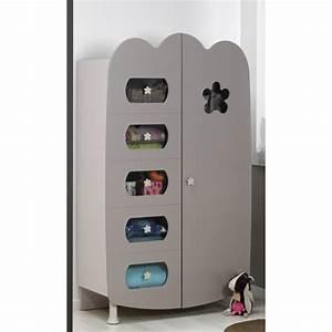 Armoire De Bébé : armoire bebe lin leongrim02 ~ Melissatoandfro.com Idées de Décoration