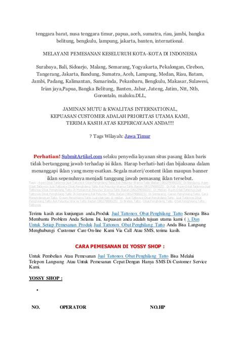Obat Penghapus Tato Tradisional jual obat penghapus tato di bandung hp 081279000225