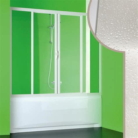 pare baignoire acrylique paroi pare baignoire 160cm en pvc crilex acrylique