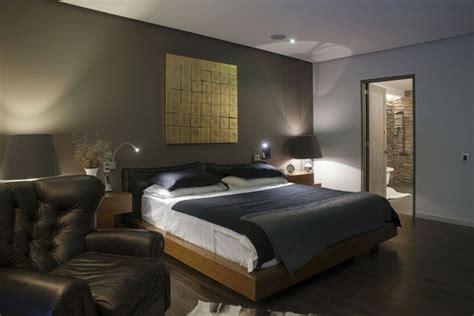 chambre ton gris idée chambre à coucher de style moderne et contemporain