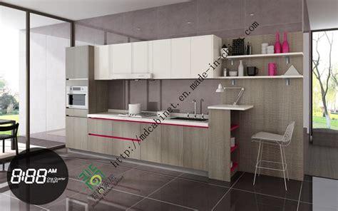 China Horizontal Modern Uv Kitchen Cabinet Brand Names