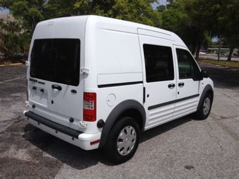 sell   ford transit connect xlt wk miles