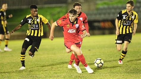 Adelaide olympic adelaide united u21 prediction. Armiento taking it one step at a time   Adelaide United