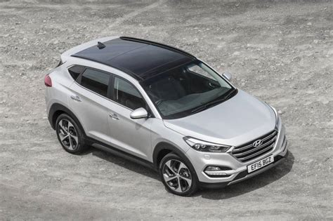Hyundai Tucson Review  Car Review  Rac Drive