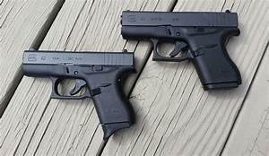 Glock 42 vs Glock 43 For Concealed Carry - Alien Gear ...