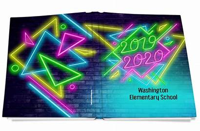 Bright Yearbook Yearbooks Futures Covers Inter State