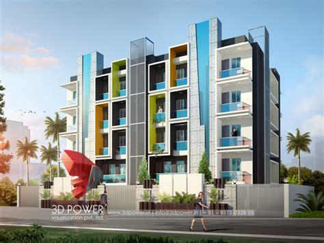 Township Apartments Design