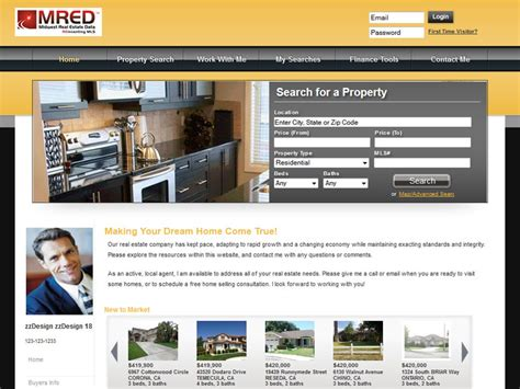 mred select sites mred select sites