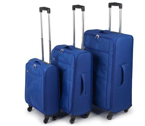 light blue luggage sets constellation superlite suitcase set 18 24 28 quot blue