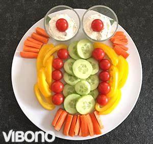 Gemüse Für Kinder : bei kindern isst das auge besonders mit vibono ~ A.2002-acura-tl-radio.info Haus und Dekorationen