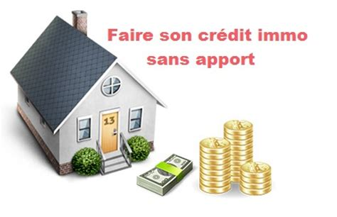 cr 233 dit immobilier sans apport personnel
