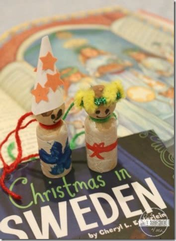sweden christmas kids crafts around the world 6 crafts activities