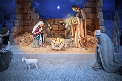 animals witnessed  birth  christ amac