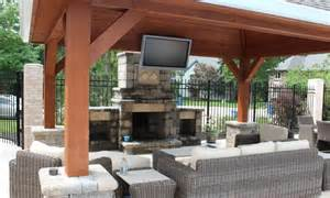 Photo Of Homes With Outdoor Living Spaces Ideas by Design Ideas For Your Outdoor Living Space Eagleson