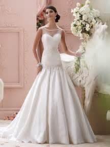 wedding dress styles trumpet style wedding dress