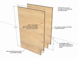 "Ana White 18"" Kitchen Cabinet Drawer Base - DIY Projects"
