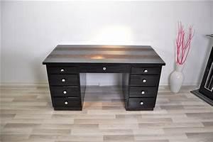 Art Deco Schreibtisch : art deco schreibtisch mit schlangenlederoptik ebay ~ Orissabook.com Haus und Dekorationen