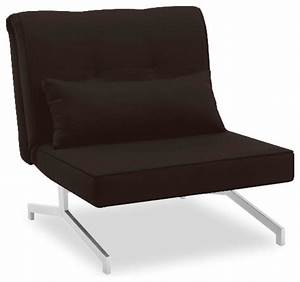 Chauffeuse 1 Personne : fauteuil convertible bz lit 1 personne marron chocolat contemporain fauteuil convertible et ~ Teatrodelosmanantiales.com Idées de Décoration