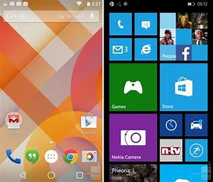 Android vs Windows - Which You Should Pick? | Android Crush