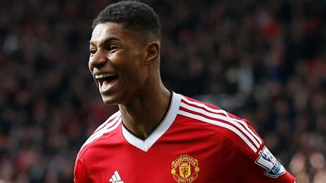 Marcus Rashford: Manchester United's new star in numbers ...
