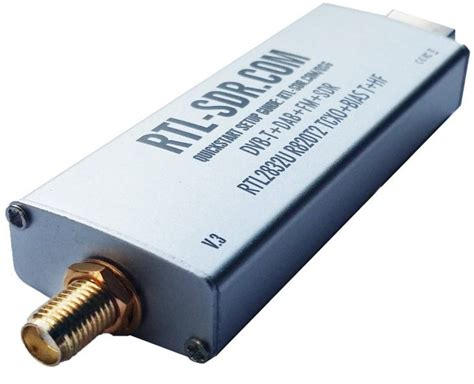 New Rtl-sdr Dongles Feature Hf Reception